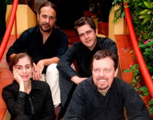Quarteto Sonoro no SESC Santo Amaro