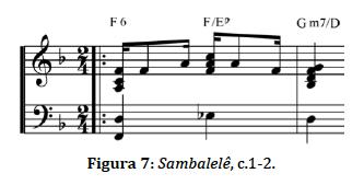 A discussão proposta encontra-se pautada na necessidade da atualização dos variados processos de formação formal e informal da teoria e prática da harmonia do músico contemporâneo.